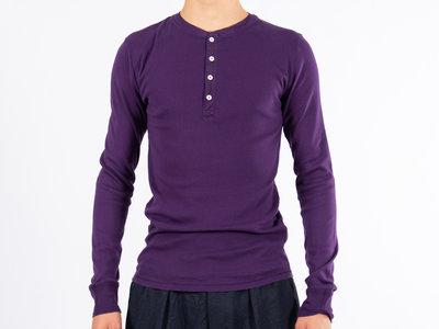 Schiesser Revival T-shirt / Karl-Heinz / Purple