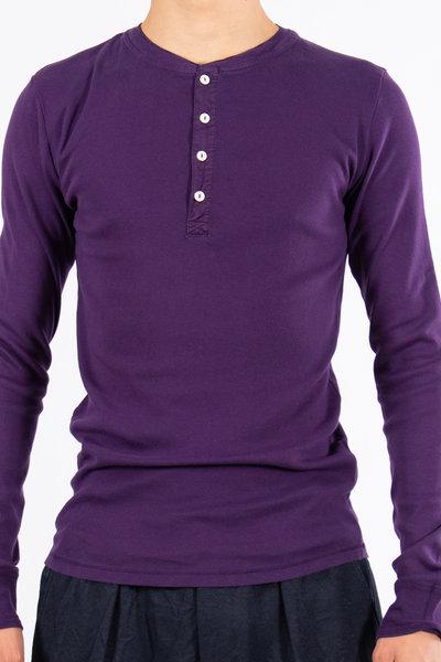 Schiesser Revival Schiesser Revival T-shirt / Karl-Heinz / Purple