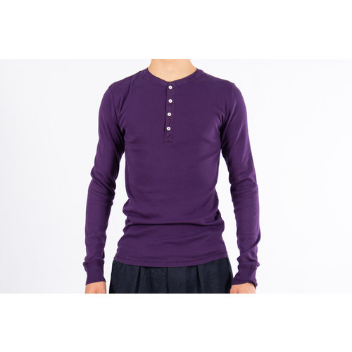Schiesser Revival Schiesser Revival T-shirt / Karl-Heinz / Purple