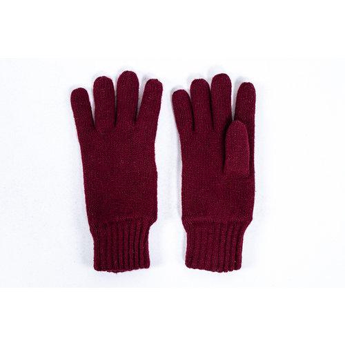 Dents Gloves / 5-4500 / Bordeaux