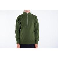 S.N.S. Herning Sweater / Element S.Zip / Green