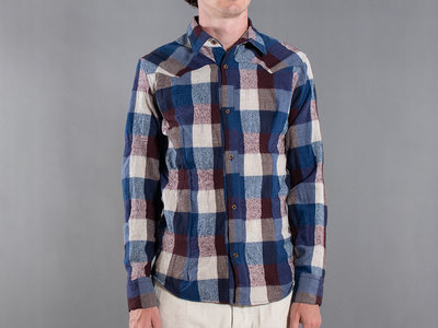 Novemb3r Novemb3r Shirt / Koan / Check