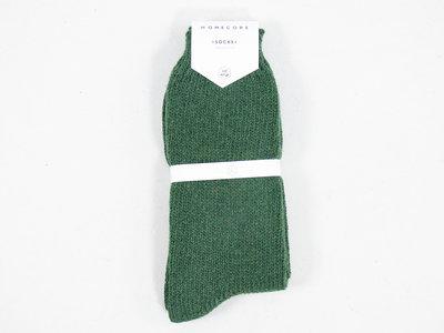 Homecore Homecore Sock / Wool Socks / Green