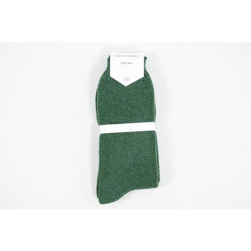 Homecore Homecore Sok / Wool Socks / Groen