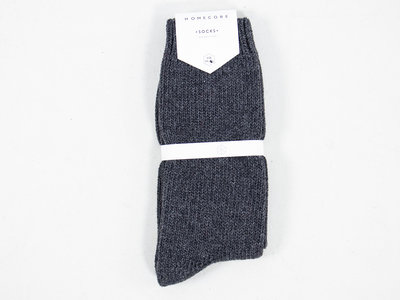 Homecore Homecore Sock / Wool Socks / D. Grey