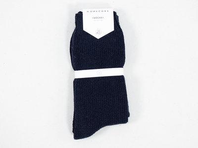 Homecore Homecore Sock / Wool Socks / Navy