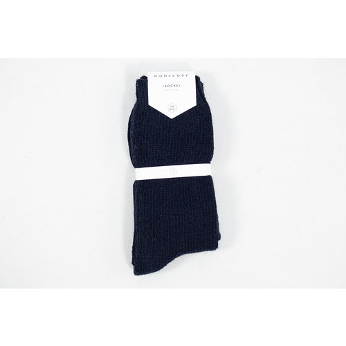 Homecore Homecore Sok / Wool Socks / Navy