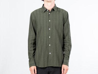 Delikatessen Delikatessen Shirt / Japanese Flanel / Green