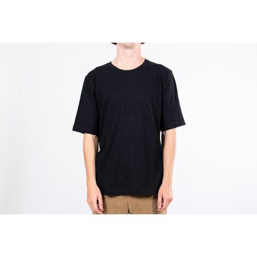 Resteröds Resterods T-shirt / Mid Sleeve Solid / Black