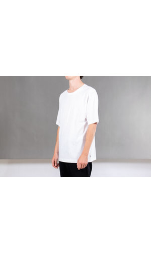 Resterods T-shirt / Mid Sleeve Solid / White
