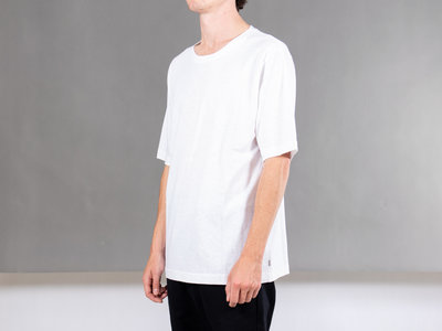 Resteröds Resterods T-shirt / Mid Sleeve Solid / White