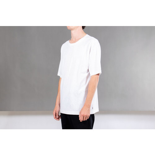 Resteröds Resterods T-shirt / Mid Sleeve Solid / Wit