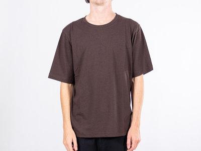 Resteröds Resterods T-shirt / Mid Sleeve Solid / Bruin