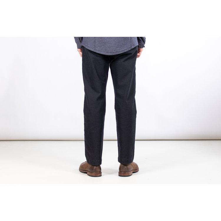 Hannes Roether Hannes Roether Trousers / Balaton 745 / Dark blue
