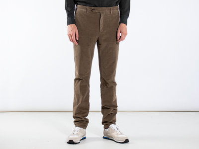 Myths Myths Trousers / 19WM10L07 / Beige