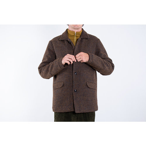 Homecore Homecore Jacket / Vancouver Faisa / Brown