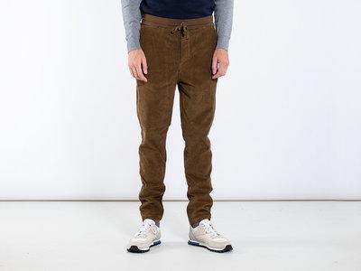 Transit Transit Trousers / CFUTRJC121 / Mustard