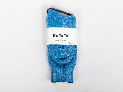 RoToTo RoToTo Sok / Double Face / Oceaan