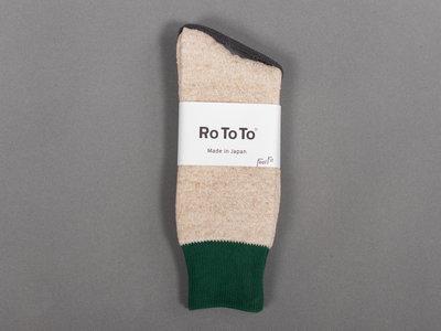 RoToTo RoToTo Sok / R1034 / Groen