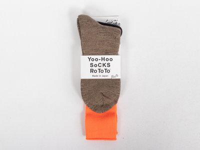 RoToTo RoToTo Sok / Yoo-Hoo / Oranje