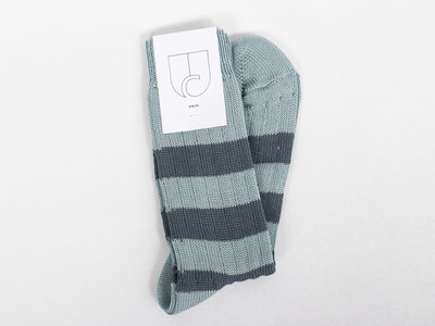 c r i s Sock / Rugby / Grey blue