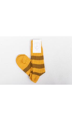 c r i s Sock / Rugby / Sunflower