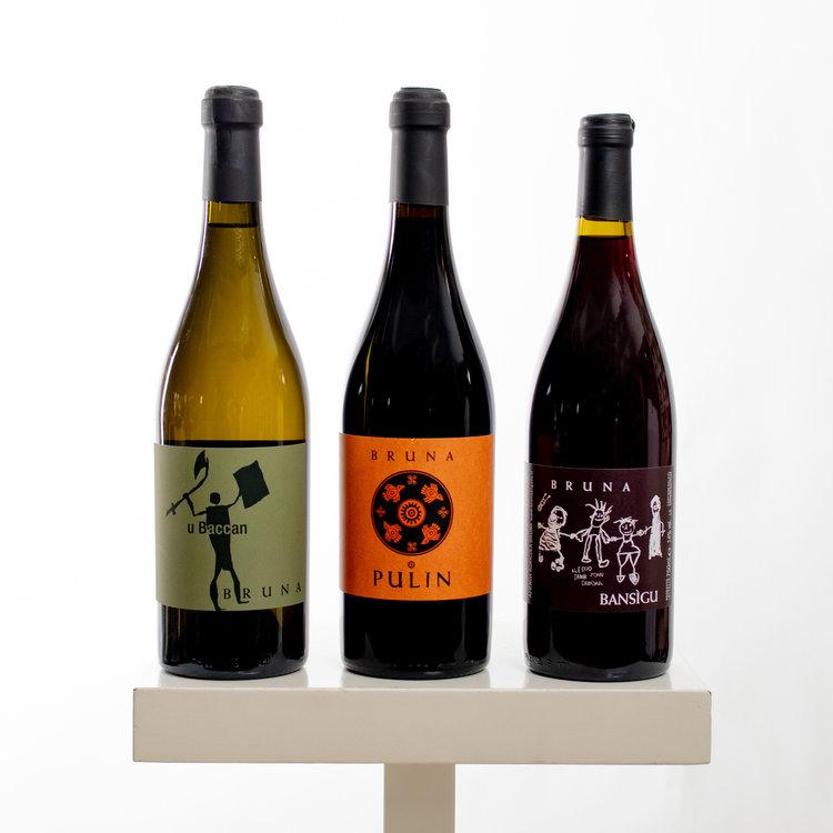 Bruna Wijn / Pulin