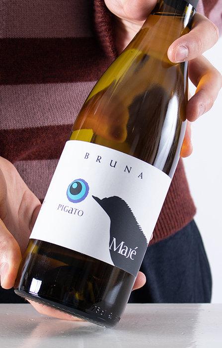Bruna Wijn / Majè / Pigato