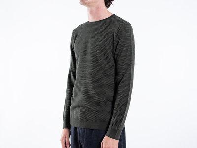 Bellwood Sweater / 329E2001 / Green