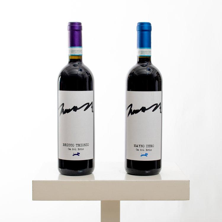 Ca del Bric Wine / Mayno Zero