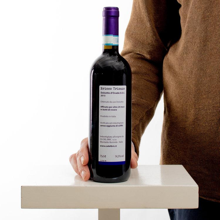 Ca del Bric Wine / Bricco Trionzo