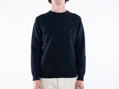 G.R.P. Firenze G.R.P. Firenze Sweater / Girocollo / Blue