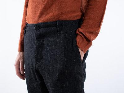 Transit Transit Trousers / CFUTRJL210 / Charcoal