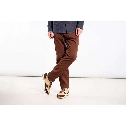 Hannes Roether Hannes Roether Trousers / Balda.5011 / Copper