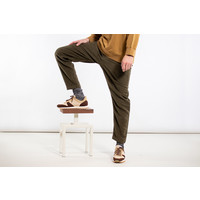 Universal Works Trousers / Military Chino / Green