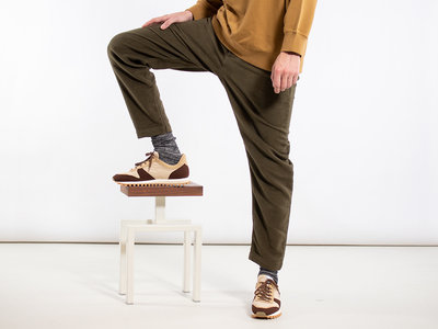 Universal Works Universal Works Trousers / Military Chino / Green