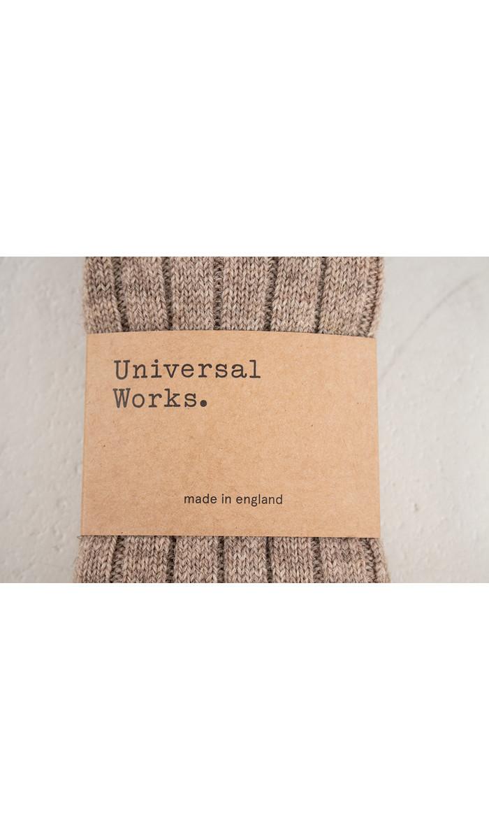 Universal Works Universal Works Sok / Hike Sock / Grijs