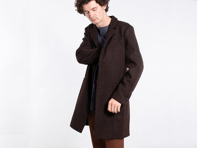Hannes Roether Hannes Roether Coat / Tenant / Brown