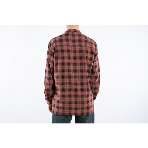 7d 7d Overhemd / Fourty-Seven Check / Koper