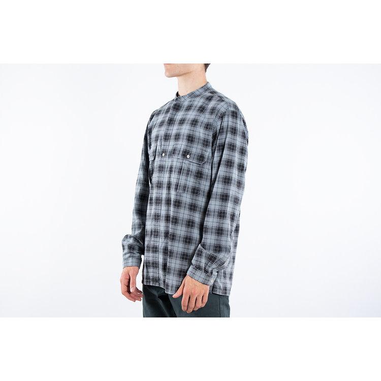 7d 7d Overhemd / Fourty-Seven Check / Grijs