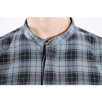 7d Shirt / Fourty-Seven Check / Grey
