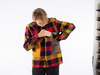 Homecore Homecore Shirt / Woods / Multi Color