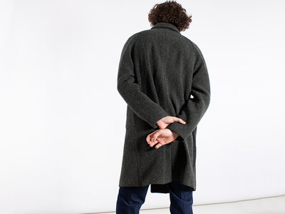 Palto Palto Coat / Marcello / Green