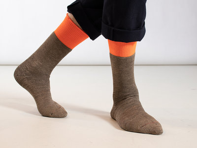 RoToTo RoToTo Sock / Yoo-Hoo / Orange