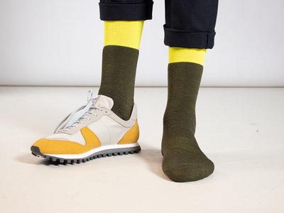RoToTo RoToTo Sock / Yoo-Hoo / Yellow