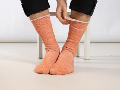 RoToTo RoToTo Sok / Double Face / Oranje