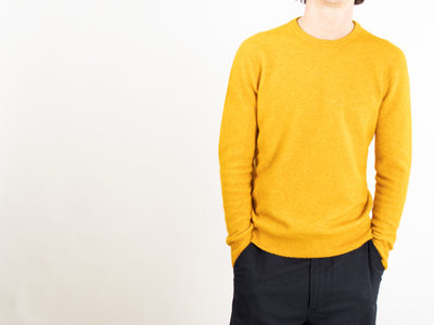 Roberto Collina Roberto Collina Sweater / RB14001 / Yellow