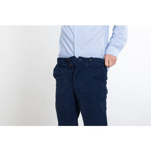 Myths Myths Trousers / 19WM04L20 / Blue