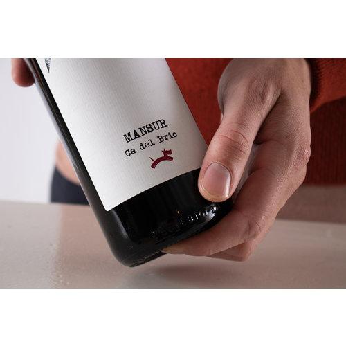 Ca del bric Wine / Mansur