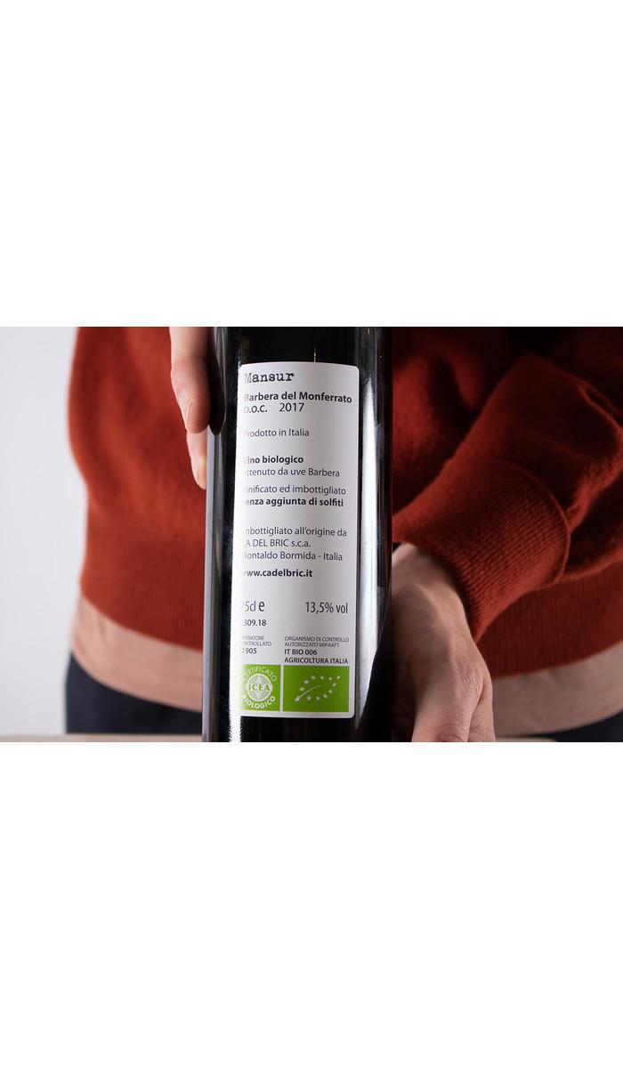 Ca del bric Wine / Mansur 2018